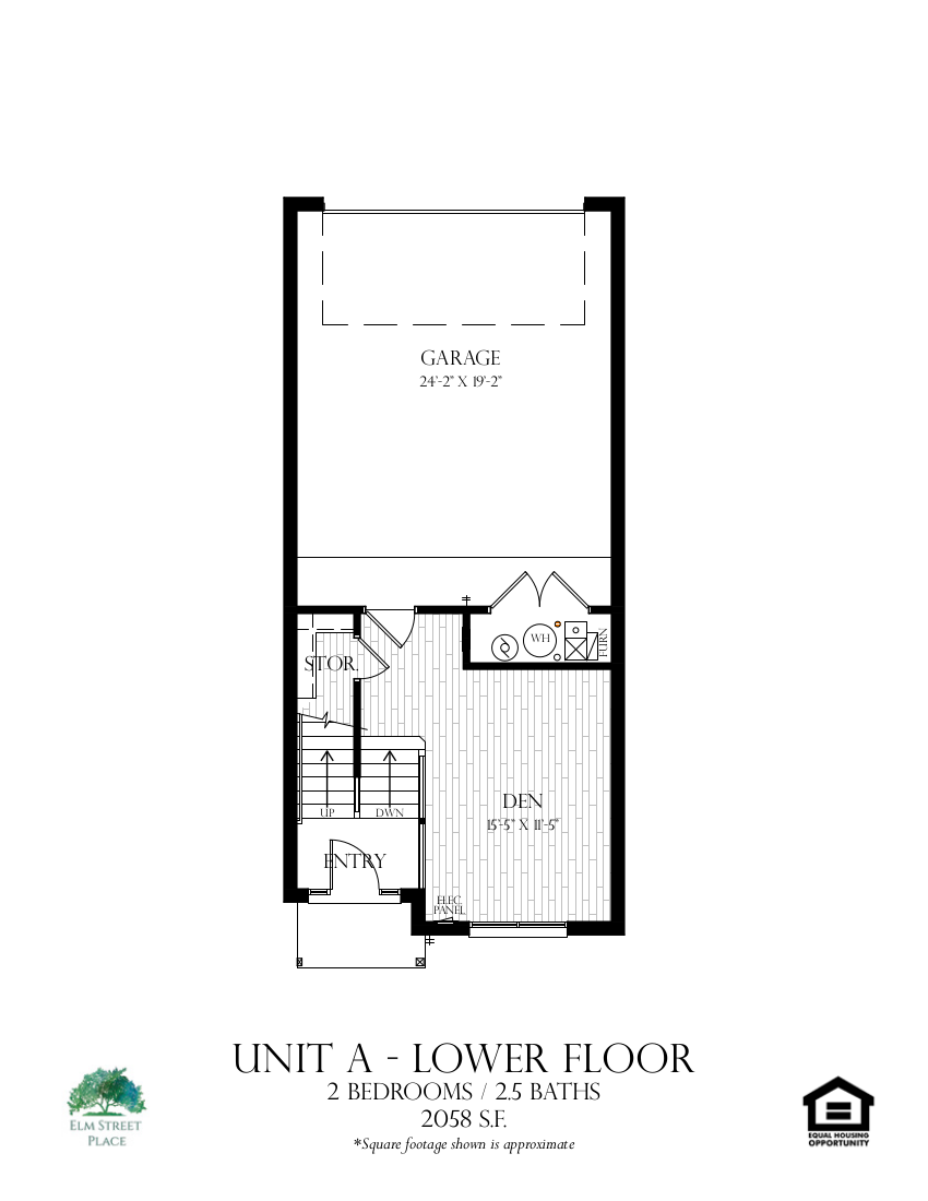 Unit A Lower Level