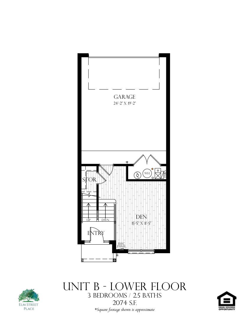 Unit B Lower Level