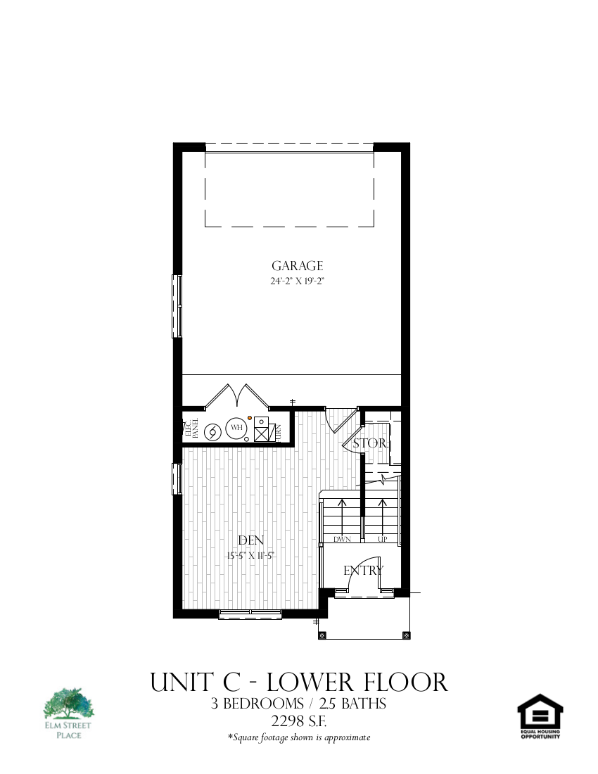 Unit C Lower Level